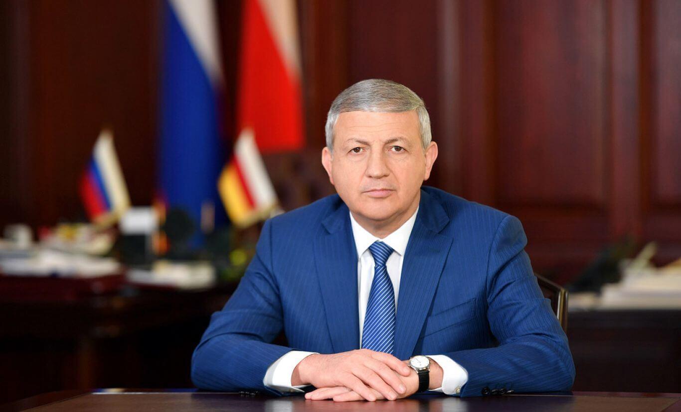 Карта республики Северная Осетия Алания 1см = 15км. Карта ... | 828x1366